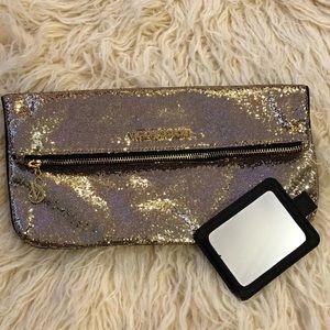 ⚡️2 for $20⚡️ New! Victorias Secret Shimmer clutch
